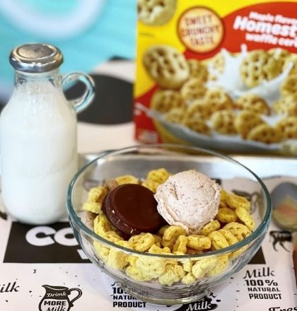 Cow Cow Cereal Bar
